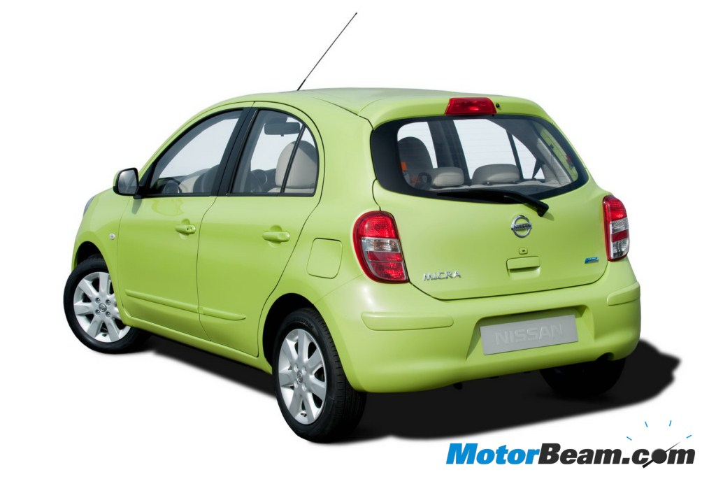 Nissan Micra Specifications, Features, Colours, Variants and Price