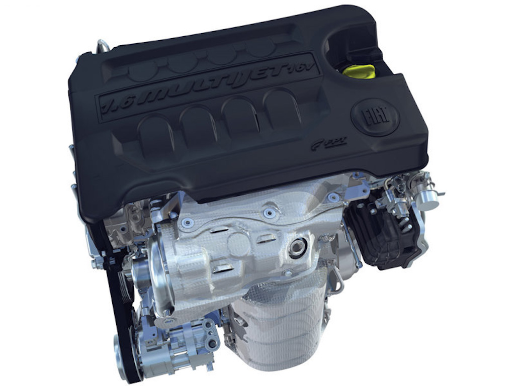 with autoevolution news multijet ii diesel hp gets photos fiat engine