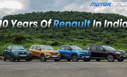 10 Years Of Renault In India Thumbnail