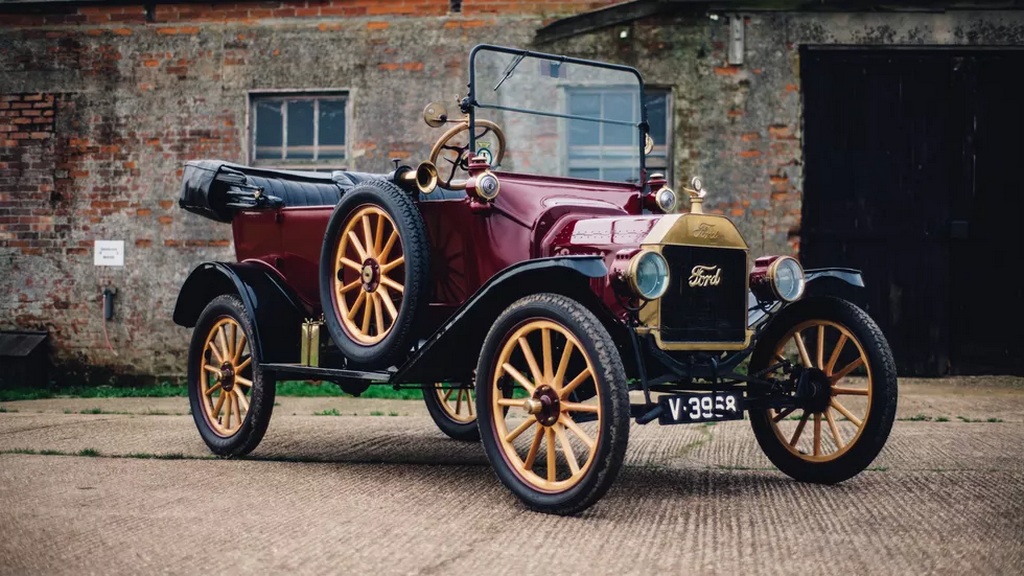 1902 Ford Model T