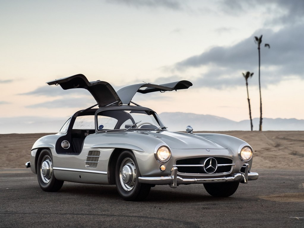 1954 Mercedes Benz 300SL Gullwing