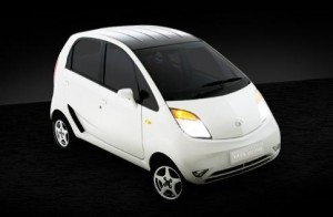 Tata Nano Peoples Car