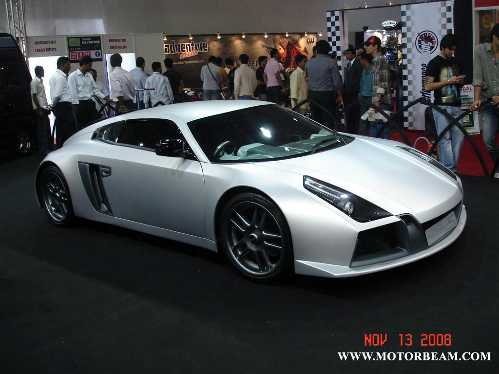 DC S Sports Car - Sports cars and bikes