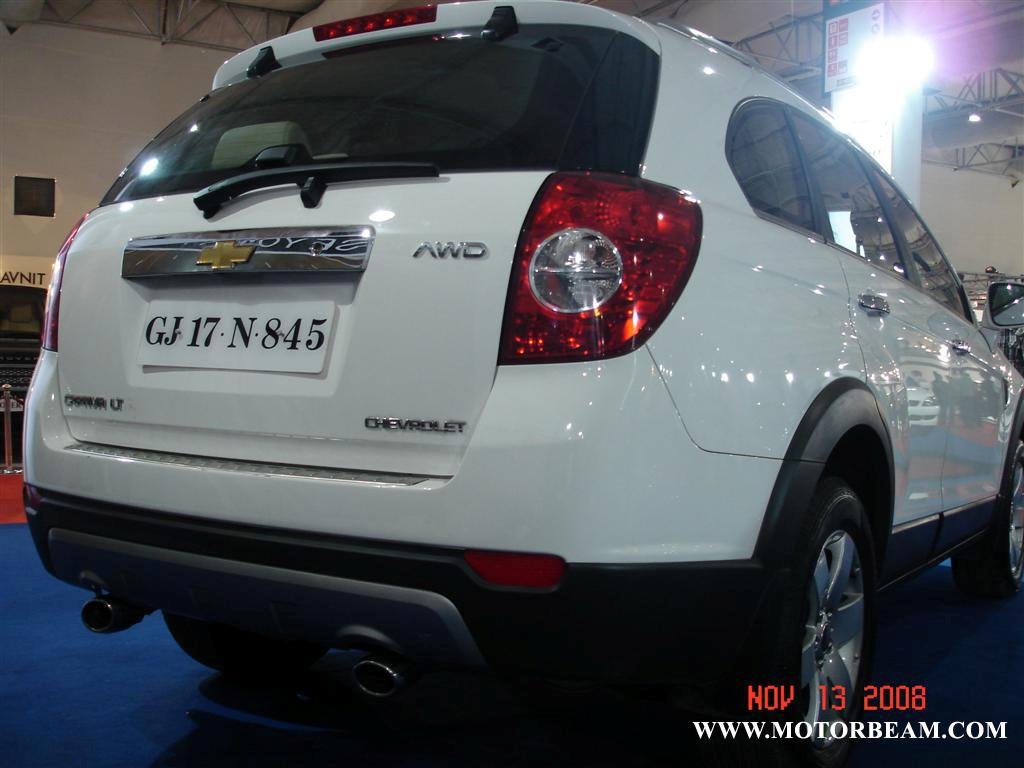 All Chevy chevy captiva awd : Chevrolet Captiva AWD AT