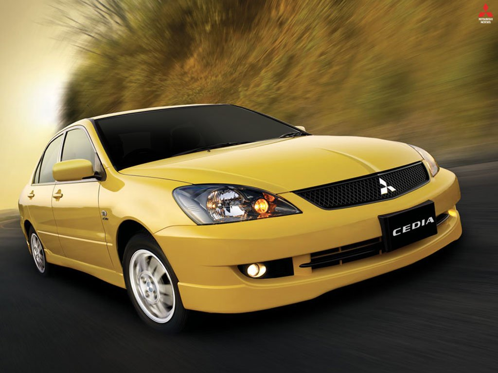 mitsubishi lancer cedia wallpaper