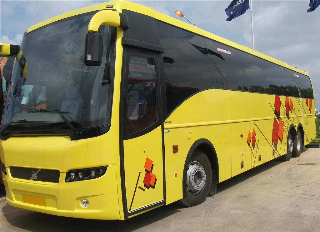 Volvo Bus Buys Out JV