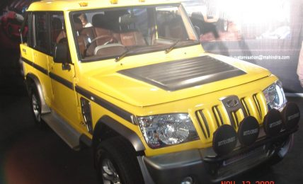 yellow_mahindra_bolero_stinger
