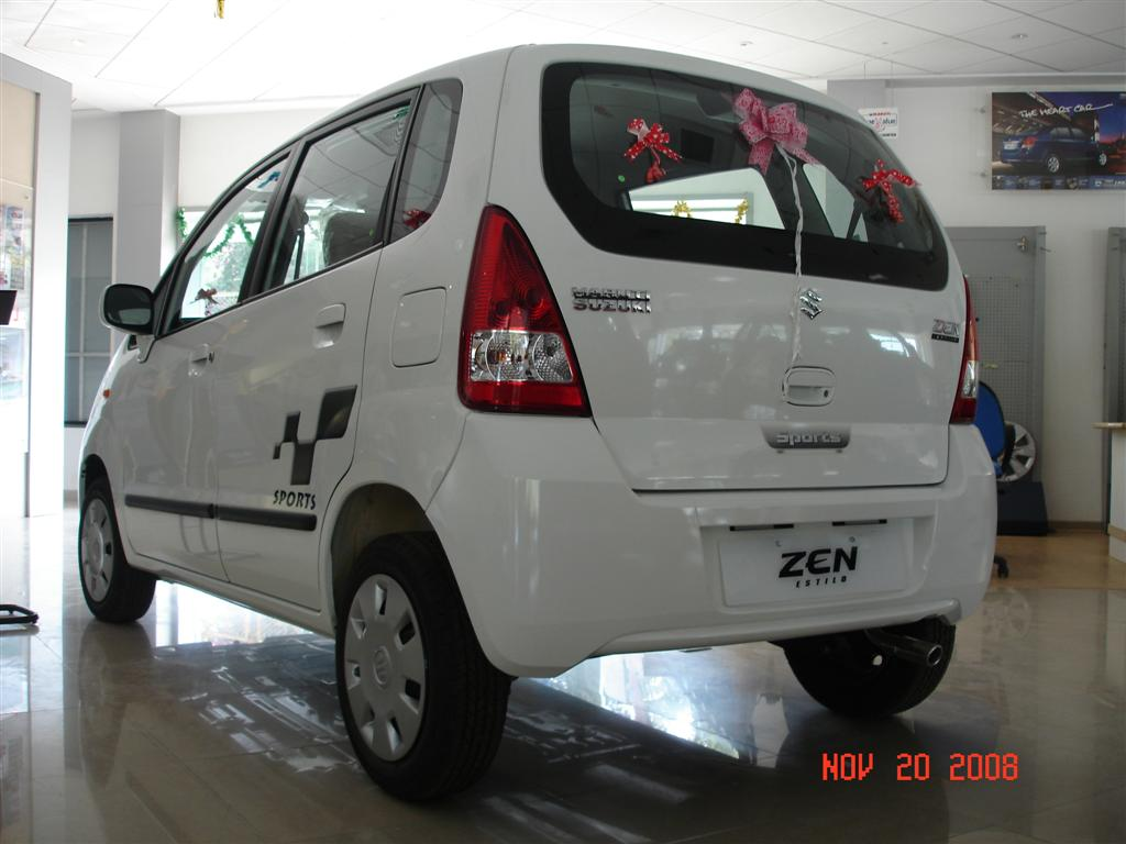 maruti_zen-estilo_sports_rear