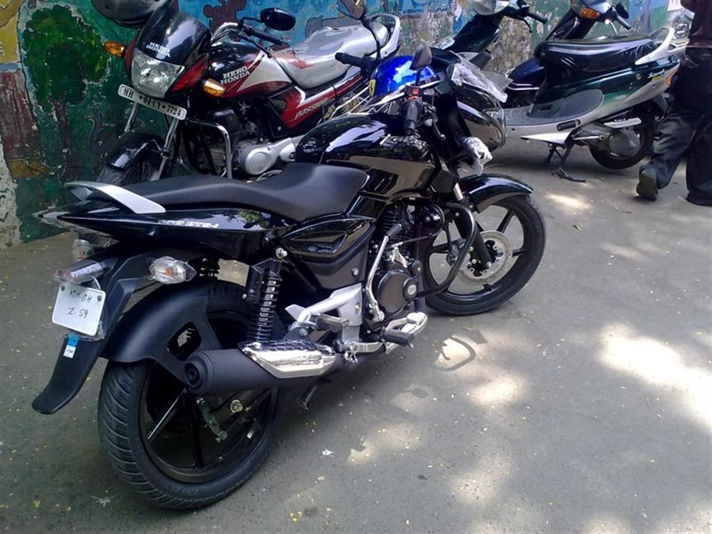 2009 Bajaj Pulsar 150 and 180 Upgrade Pictures