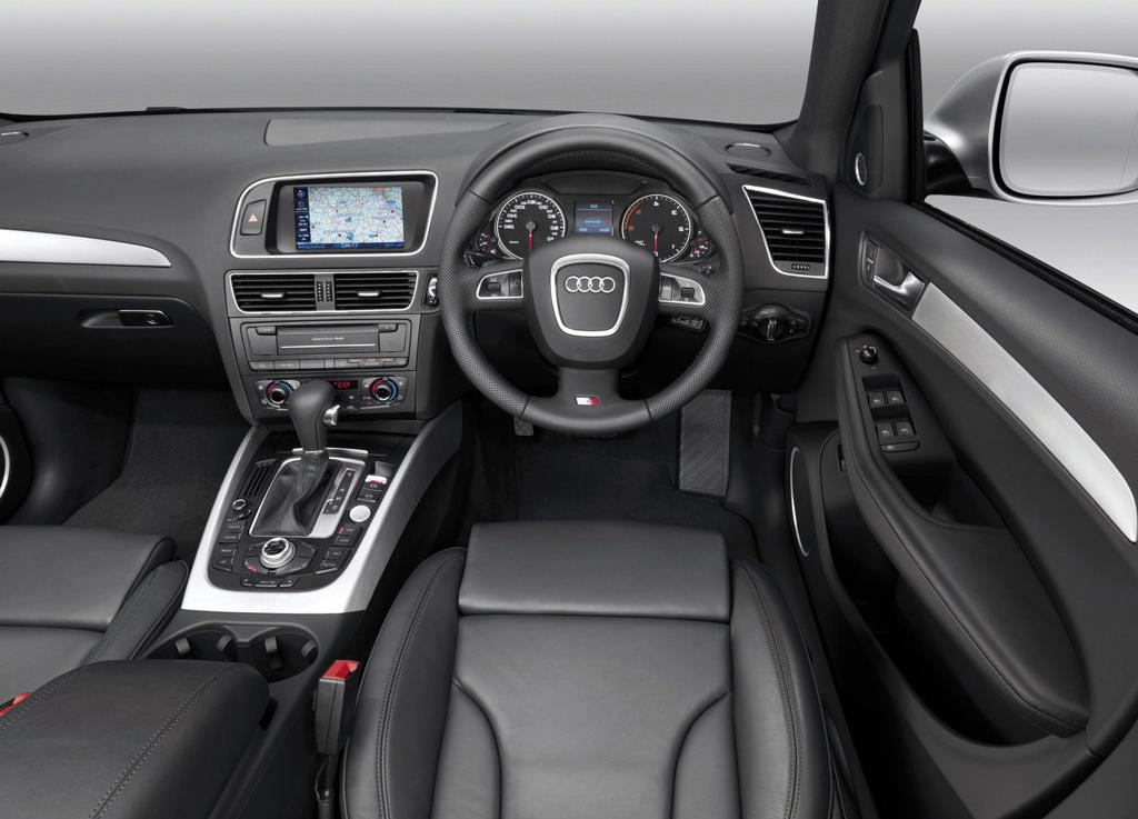Audi Launches Q5 Business Edition At Rs. 35.13 Lakhs