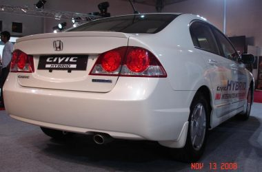 Honda Might Re-Launch Civic Hybrid In India