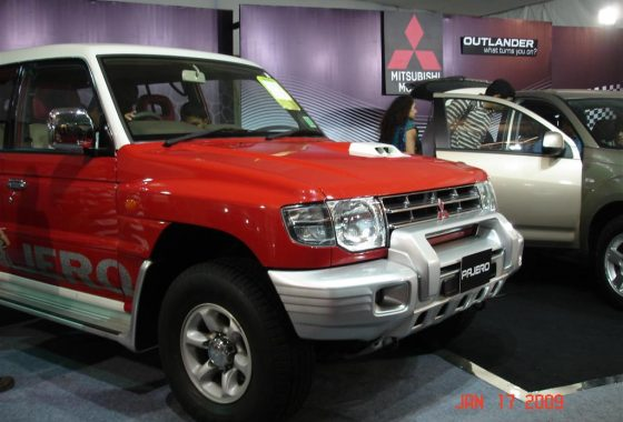 Indian Army Finds Mitsubishi Pajero To Have Poor Quality
