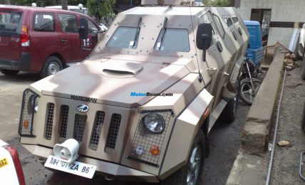 Mahindra_Marksman_Armoured_Vehicle