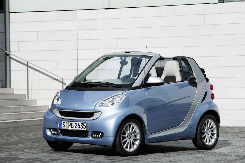 2010 Smart ForTwo Europe
