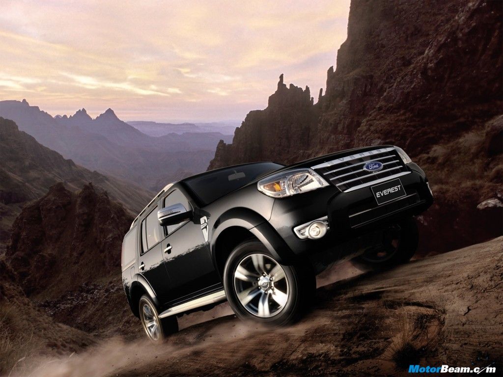 Ford Everest, launched in Philippines on June 5, 2009