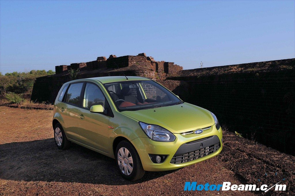 Ford Figo Twins Test Drive Review