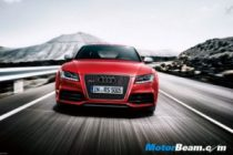 2011 Audi RS5 Coupe India