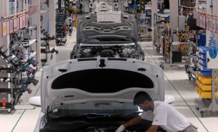 2011 Audi A6 Production