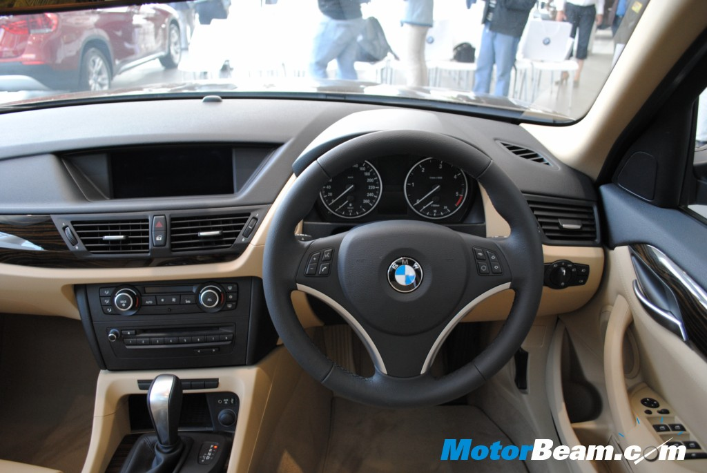 Bmw India Launches X1