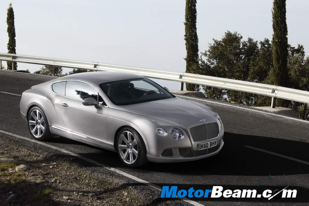 2011_Benltey_Continental_GT_India