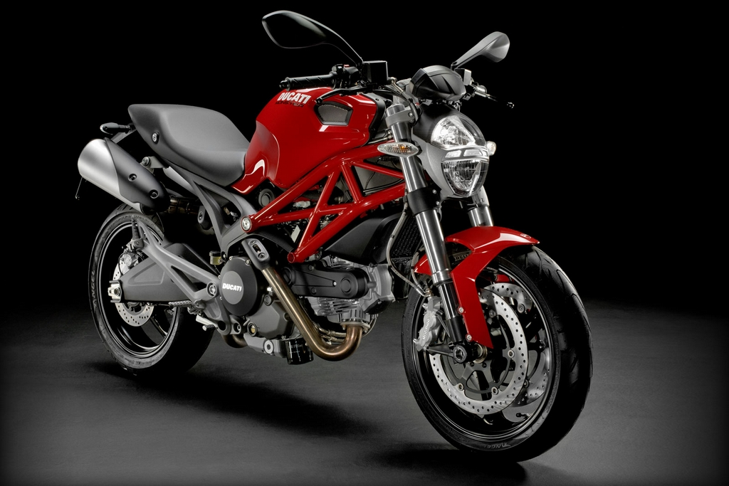 Ducati Monster 696 Imported To India For R&D