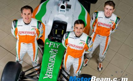 2011_Force_India_F1