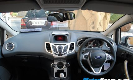 2011 Ford Fiesta Interiors