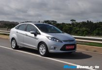 2011 Ford Fiesta On The Move