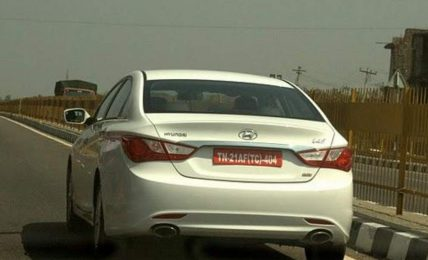 2011_Hyundai_Sonata_India