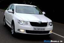2011 Skoda Superb Review