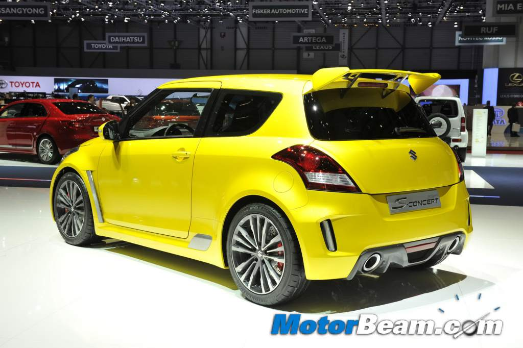 Maruti Suzuki To Launch Swift Facelift In Early 2014