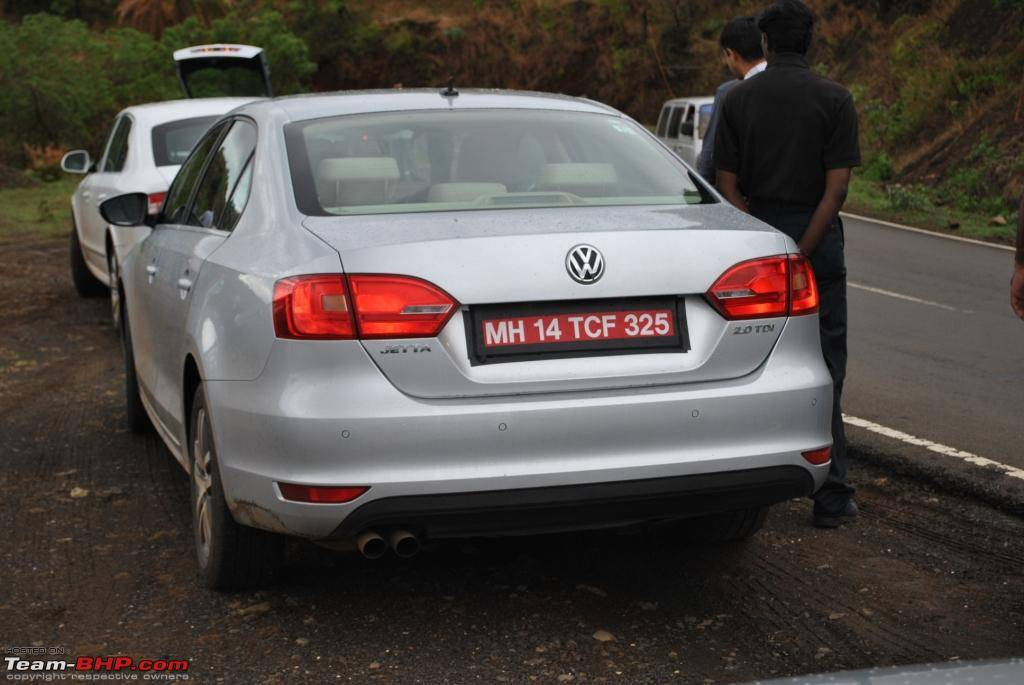 Upcoming New Volkswagen Jetta Spied