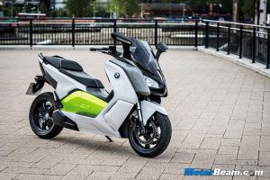 2012 BMW C-Evolution Electric Scooter