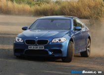 2012 BMW M5 Road Test