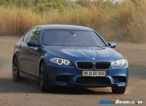 2012 BMW M5 Video Review