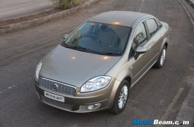 2012 Fiat Linea Initial Long Term Report
