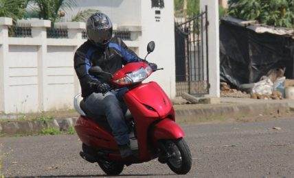 2012 Honda Activa Road Test