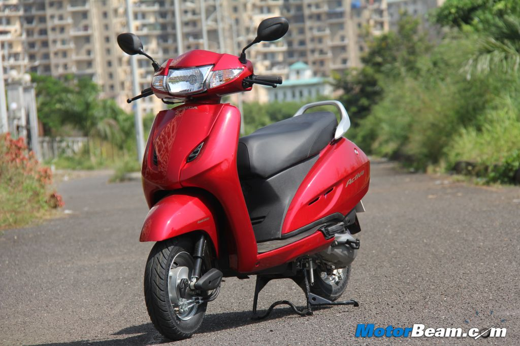2012 Honda Activa Test Ride Review