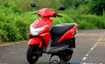 2012 Honda Dio Road Test Review