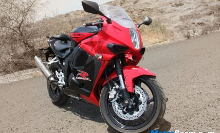 2012 Hyosung GT250R Review