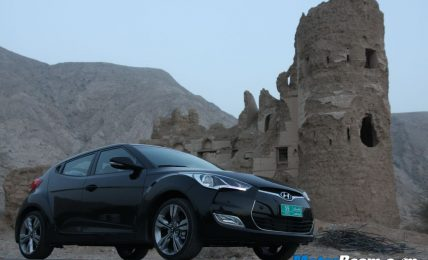 2012 Hyundai Veloster Test Drive Review