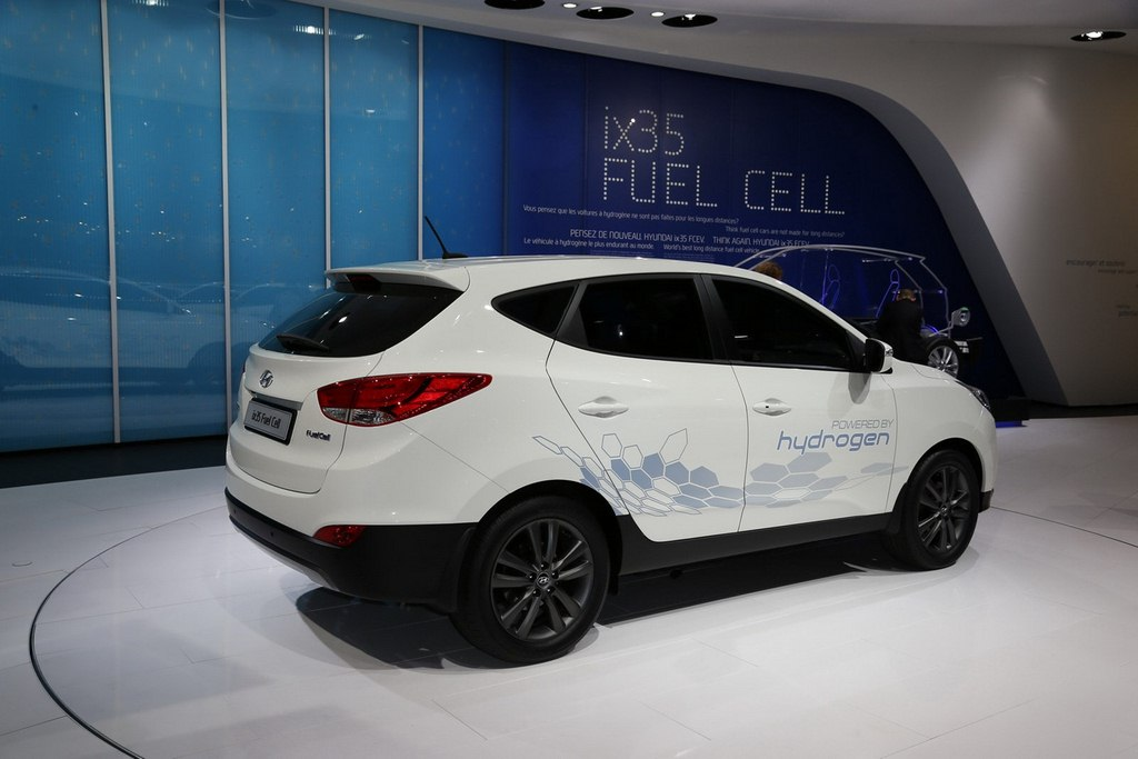 2012 Hyundai ix35 Fuel Cell