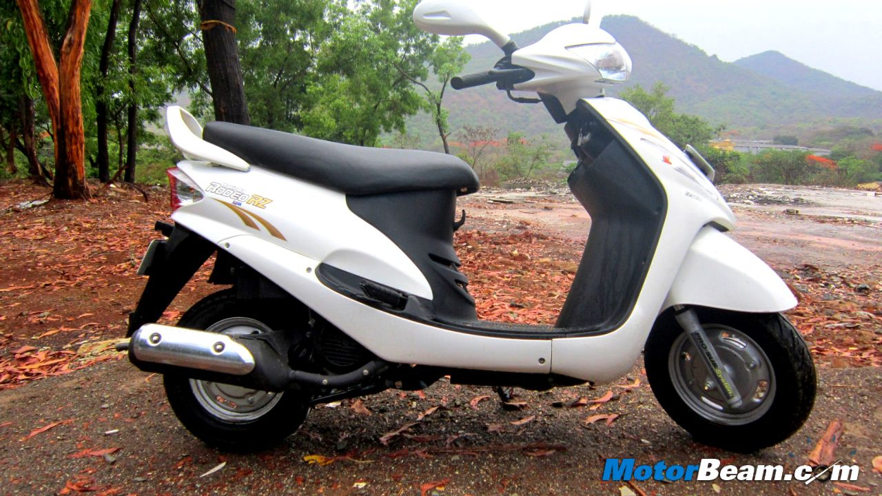 2012 Mahindra Rodeo RZ Review