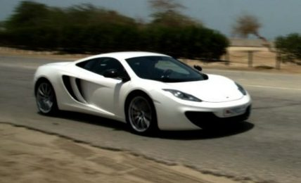 2012 McLaren MP412C Road Test