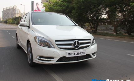2012 Mercedes B-Class Road Test