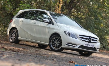 2012 Mercedes B-Class Test Drive Review