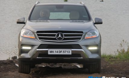 2012 Mercedes M Class Video Review