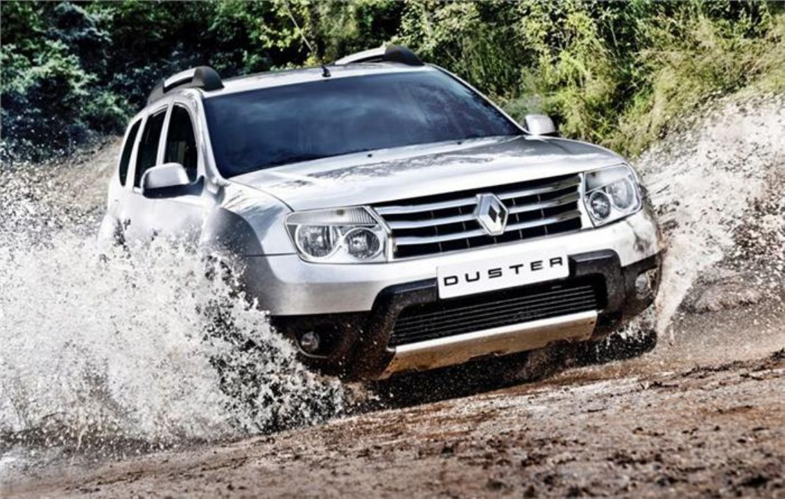 2012 Renault Duster Variants