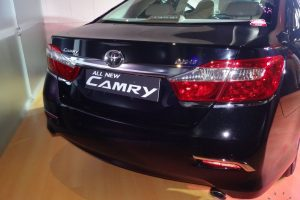 2012 Toyota Camry Rear