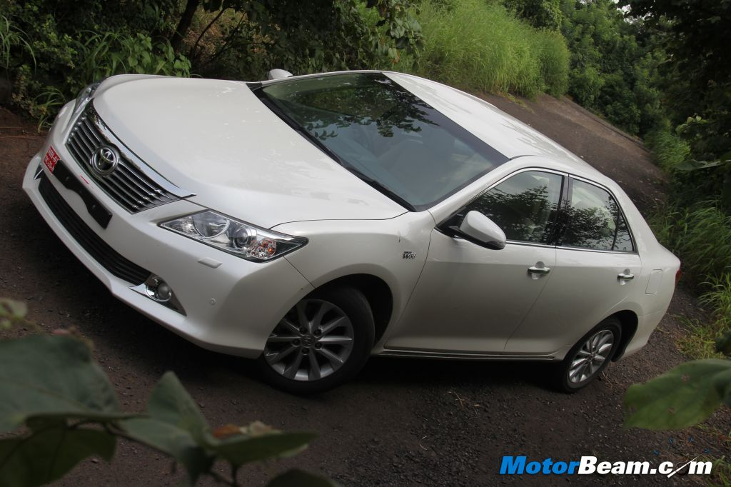 2012 Toyota Camry Test Drive Review